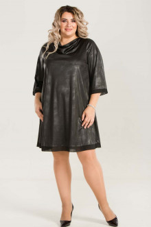 Платье 463 Luxury Plus (Лаксми черный)