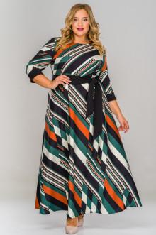 Платье 155614 ЛаТэ (Мультиколор)